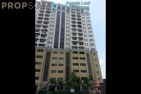 For Rent Condominium at Aseana Puteri, Bandar Puteri Puchong Freehold Fully Furnished 3R/0B 2.2k