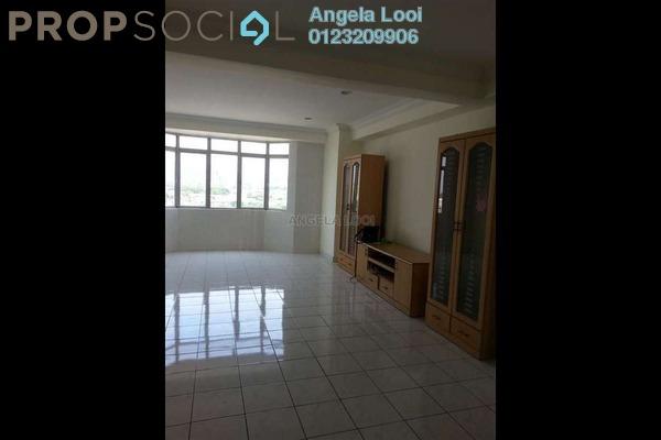 For Rent Condominium at Kelana Puteri, Kelana Jaya Leasehold Semi Furnished 3R/2B 1.6k