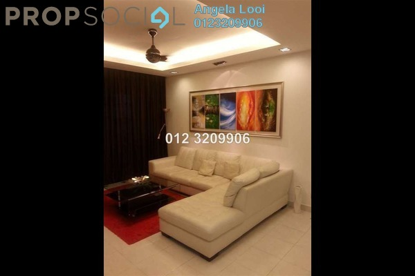 For Rent Condominium at Sterling, Kelana Jaya Leasehold Fully Furnished 4R/2B 3.0千