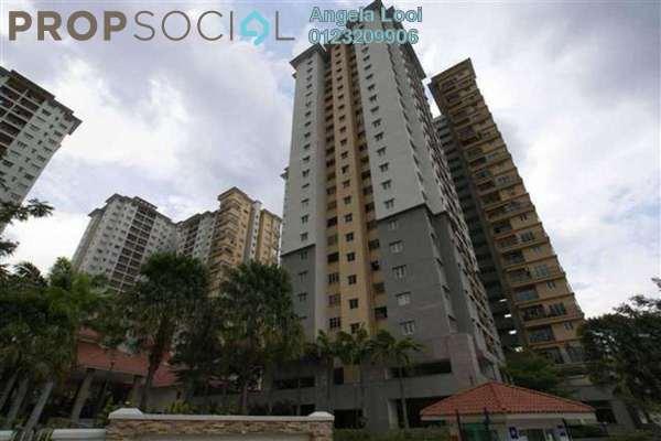 For Rent Condominium at Kelana Mahkota, Kelana Jaya Leasehold Semi Furnished 3R/2B 1.95k