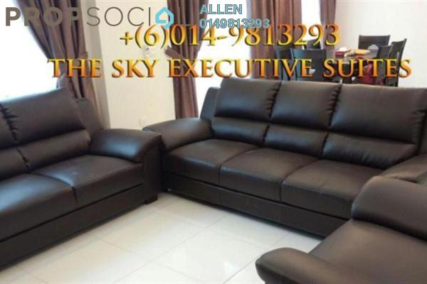For Rent Serviced Residence at The Sky Residence, Cheras Freehold Fully Furnished 4R/3B 3.3k