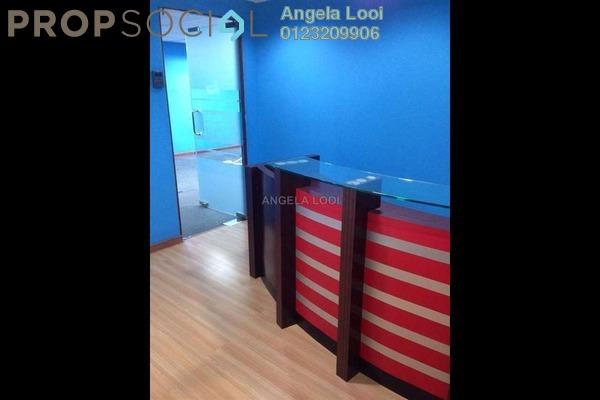 For Rent Office at Kelana Square, Kelana Jaya Leasehold Fully Furnished 0R/0B 2.2k
