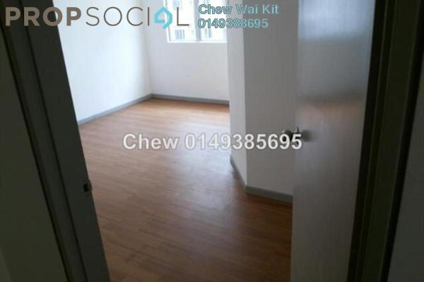 For Sale Apartment at Pelangi Heights, Klang Freehold Semi Furnished 3R/2B 350k