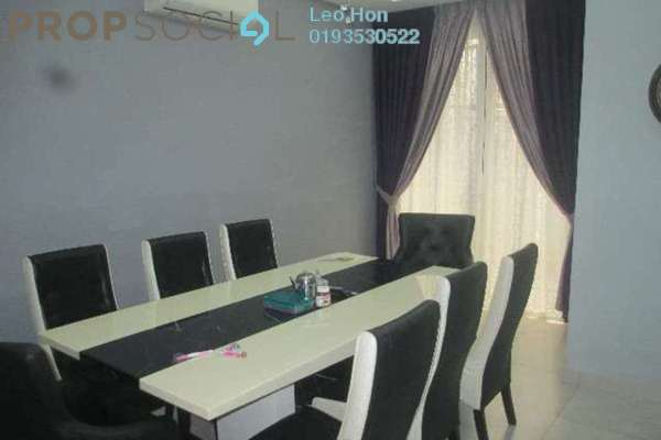 For Sale Terrace at Lagenda 1, Bukit Jelutong Freehold Fully Furnished 5R/5B 1.45m