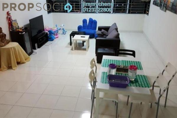 For Sale Serviced Residence at Koi Kinrara, Bandar Puchong Jaya Freehold Semi Furnished 3R/2B 570k