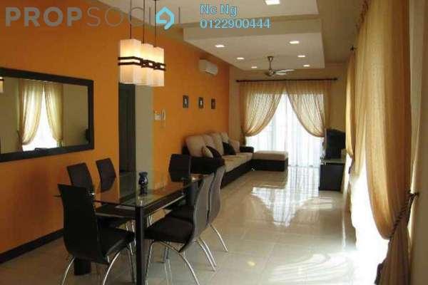For Sale Condominium at Metropolitan Square, Damansara Perdana Leasehold Fully Furnished 3R/2B 700k