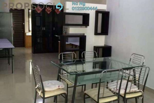 For Rent Terrace at Camelia, Kinrara Residence Leasehold Fully Furnished 5R/6B 3.5k