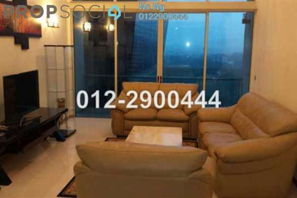 For Rent Condominium at Suasana Sentral Loft, KL Sentral Freehold Fully Furnished 5R/5B 10.5k