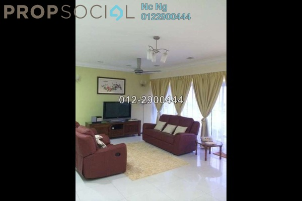 For Rent Condominium at The Residence, TTDI Freehold Fully Furnished 3R/3B 4.5k