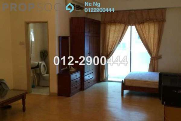 For Rent Serviced Residence at Dorchester, Sri Hartamas Freehold Fully Furnished 0R/1B 1.6k