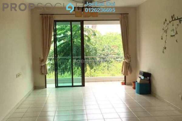 For Sale Condominium at Opal Damansara, Sunway Damansara Leasehold Semi Furnished 3R/3B 870k
