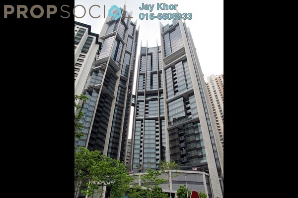 For Rent Condominium at The Troika, KLCC Freehold  3R/5B 9k