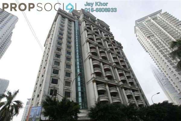 For Rent Condominium at Corinthian, KLCC Freehold  2R/2B 4.0千