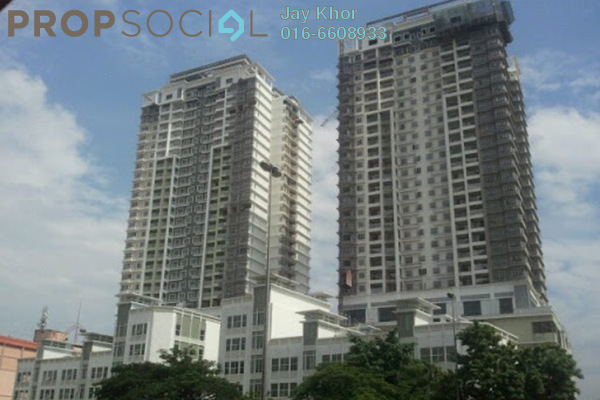 For Rent Condominium at Endah Promenade, Sri Petaling Leasehold  3R/3B 2.1k