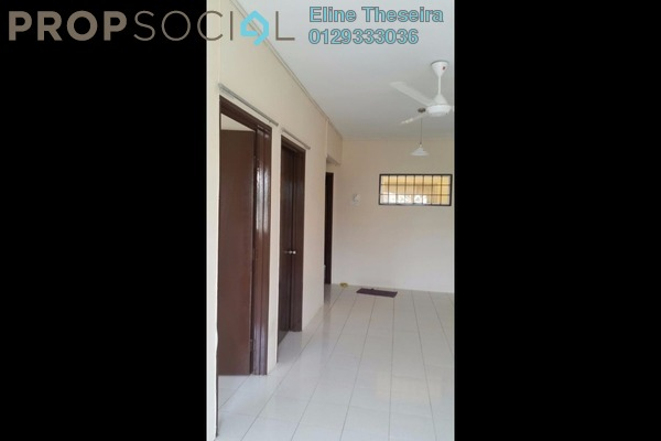For Sale Apartment at Raya Apartment @ Bandar Country Homes, Rawang Leasehold Semi Furnished 3R/2B 165k