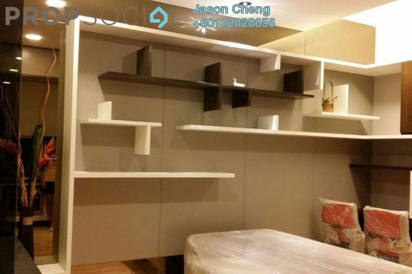 For Rent SoHo/Studio at VERVE Suites, Mont Kiara Freehold Fully Furnished 1R/1B 2.8千