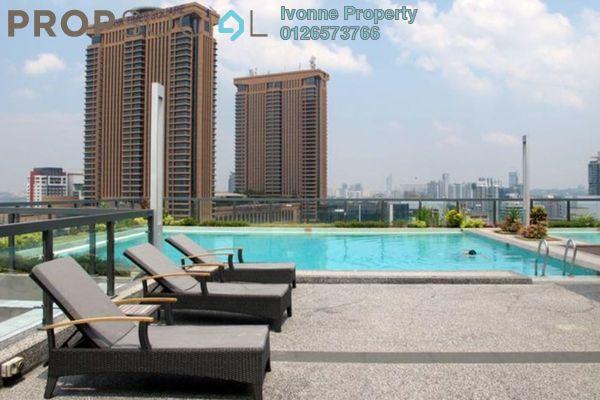 For Sale Condominium at Bintang Fairlane Residences, Bukit Bintang Freehold Fully Furnished 2R/1B 910k