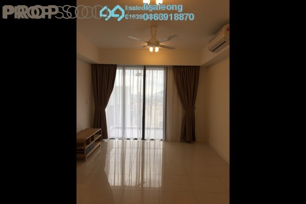 For Rent Condominium at Verdana, Dutamas Freehold Semi Furnished 3R/3B 3.8k