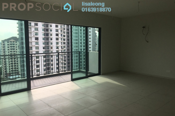 For Rent Condominium at Zefer Hill Residence, Bandar Puchong Jaya Freehold Semi Furnished 5R/4B 1.8k