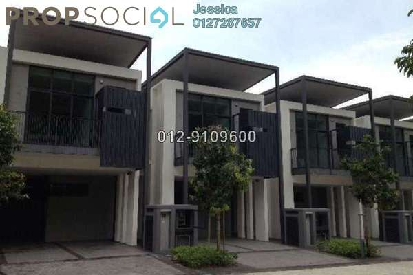 For Sale Terrace at Casaman, Desa ParkCity Freehold Unfurnished 3R/5B 2.85m