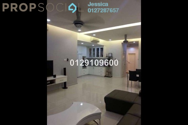 For Sale Terrace at Amelia, Desa ParkCity Freehold Semi Furnished 3R/5B 2.3m
