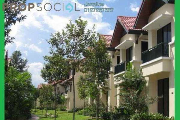 For Sale Terrace at Nadia, Desa ParkCity Freehold Semi Furnished 3R/4B 1.75m