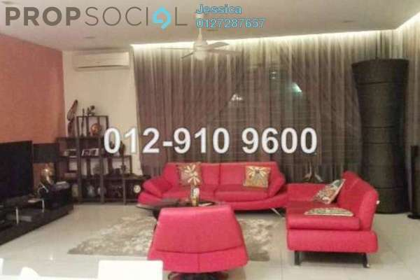 For Sale Terrace at Amelia, Desa ParkCity Freehold Semi Furnished 4R/4B 3.55m