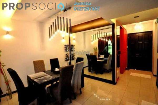 For Sale Terrace at Nadia, Desa ParkCity Freehold Fully Furnished 4R/4B 1.9m