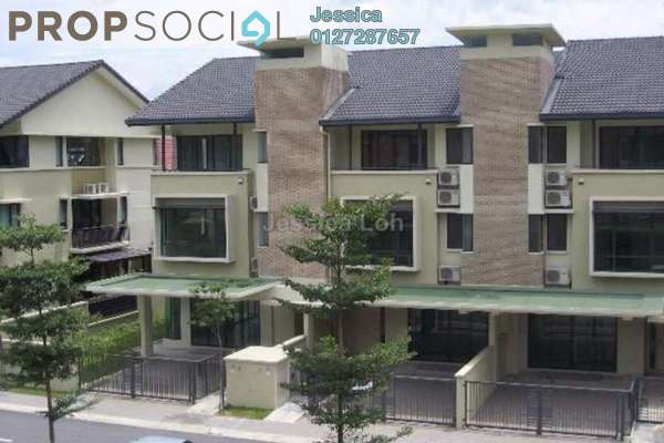 For Sale Terrace at SouthLake, Desa ParkCity Freehold Semi Furnished 4R/5B 2.55m