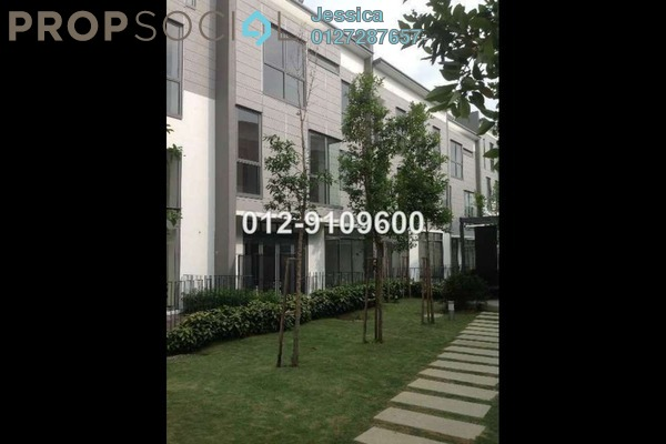 For Sale Terrace at The Breezeway, Desa ParkCity Freehold Semi Furnished 3R/3B 2.7m