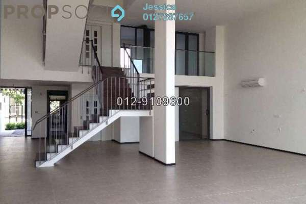 For Sale Terrace at The Mansions, Desa ParkCity Freehold Semi Furnished 5R/7B 4.8m