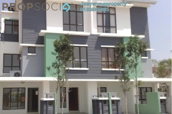 For Sale Townhouse at Park Villa, Bandar Bukit Puchong Freehold Semi Furnished 3R/2B 539k