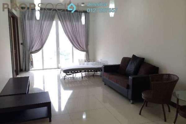 For Sale Condominium at The Northshore Gardens, Desa ParkCity Freehold Semi Furnished 1R/1B 880k
