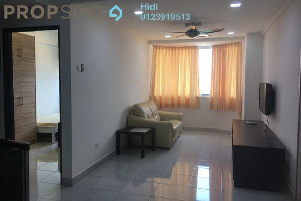 For Rent Condominium at Main Place Residence, UEP Subang Jaya Freehold Fully Furnished 1R/1B 1.4k