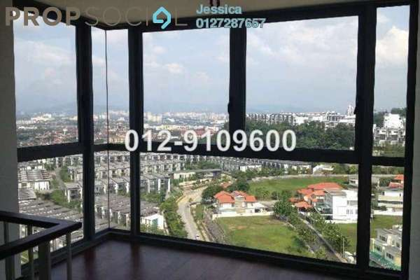 For Sale Condominium at The Breezeway, Desa ParkCity Freehold Semi Furnished 3R/3B 1.77m