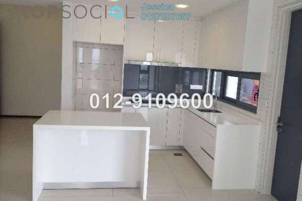 For Sale Condominium at The Breezeway, Desa ParkCity Freehold Semi Furnished 3R/3B 1.48m