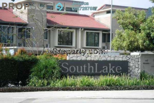 For Rent Terrace at SouthLake, Desa ParkCity Freehold Semi Furnished 3R/4B 3.8k