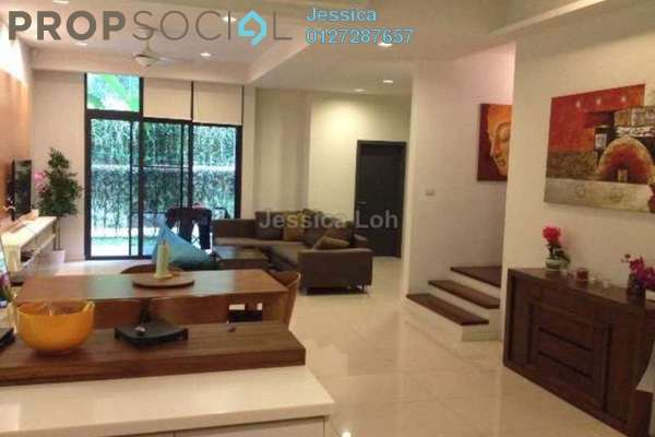 For Rent Terrace at Casaman, Desa ParkCity Freehold Fully Furnished 3R/5B 7k