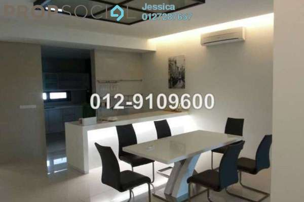 For Rent Terrace at Casaman, Desa ParkCity Freehold Semi Furnished 5R/5B 8.5k