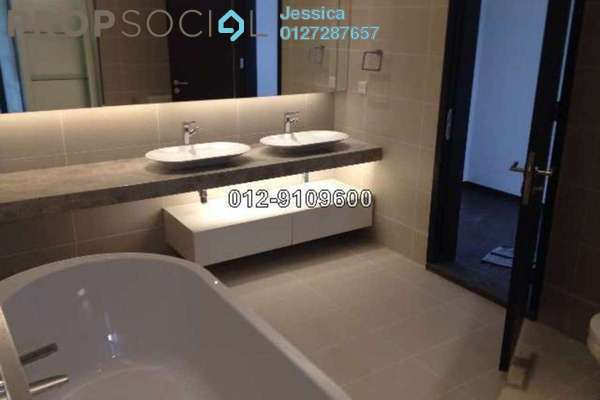 For Rent Terrace at The Mansions, Desa ParkCity Freehold Semi Furnished 8R/9B 15k