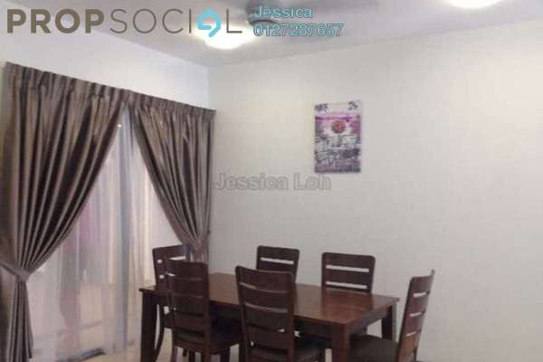 For Rent Condominium at The Breezeway, Desa ParkCity Freehold Fully Furnished 3R/2B 4k