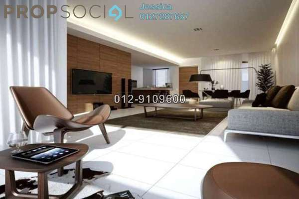 For Rent Condominium at The Breezeway, Desa ParkCity Freehold Semi Furnished 3R/3B 4k
