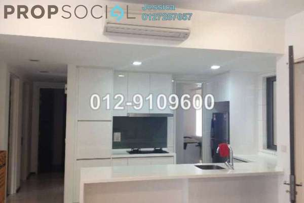 For Rent Condominium at The Breezeway, Desa ParkCity Freehold Semi Furnished 3R/2B 3.4k