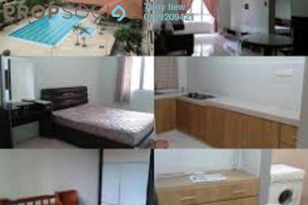 For Rent Condominium at Angkasa Condominiums, Cheras Freehold Fully Furnished 3R/2B 1.8k