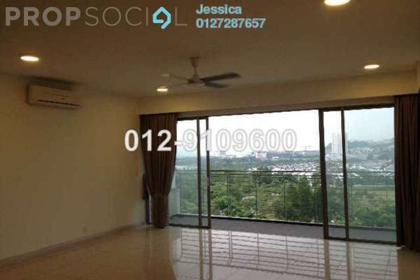 For Rent Condominium at The Westside One, Desa ParkCity Freehold Semi Furnished 3R/3B 4k