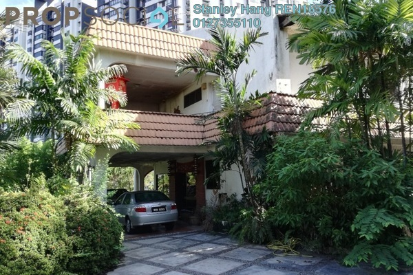For Sale Bungalow at Taman Tan Yew Lai, Old Klang Road Freehold Semi Furnished 4R/4B 2.8m