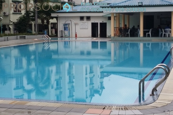 For Sale Condominium at Goodyear Court 10, UEP Subang Jaya Freehold  3R/2B 360k