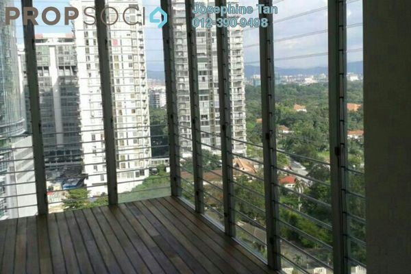 For Sale Condominium at Park Seven, KLCC Freehold Fully Furnished 4R/3B 3.64m