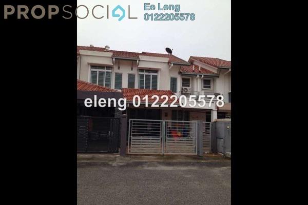 For Sale Terrace at Bandar Bukit Raja, Klang Freehold Unfurnished 4R/3B 690k