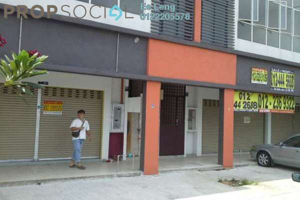 For Rent Shop at Taman Klang Utama, Klang Freehold Fully Furnished 0R/0B 3.8k